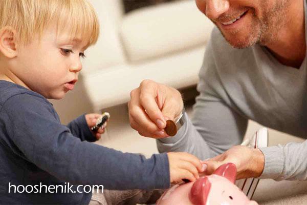 آموزش پول به کودک