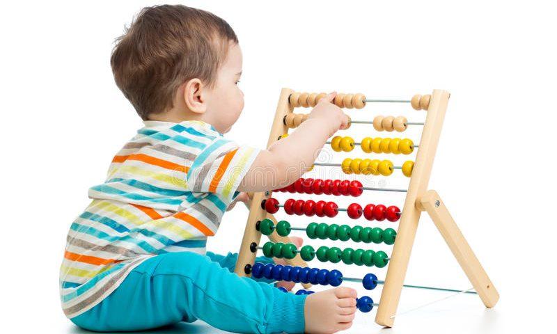 هوش مالی کودک - چرتکه