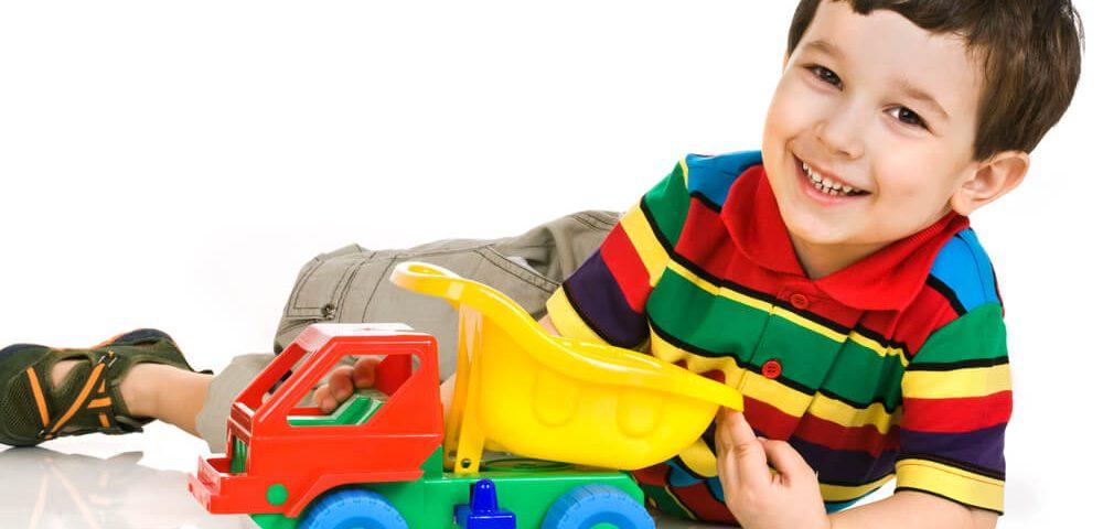 اسباب بازی و کودکان
