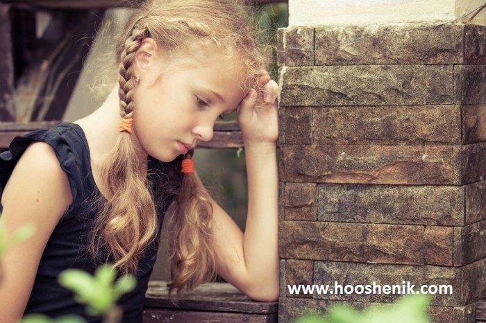 مشکلات فرزند طلاق - مشکل طلاق
