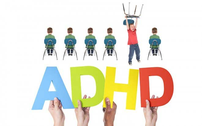 بیش فعالی - ADHD