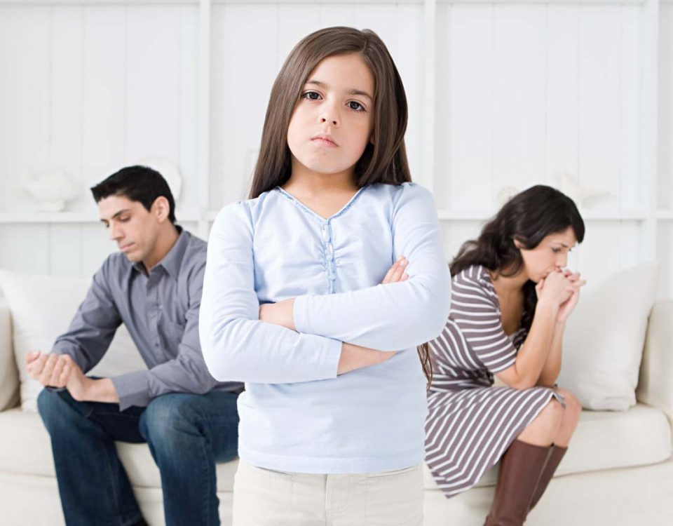 روان شناسی کودکان طلاق