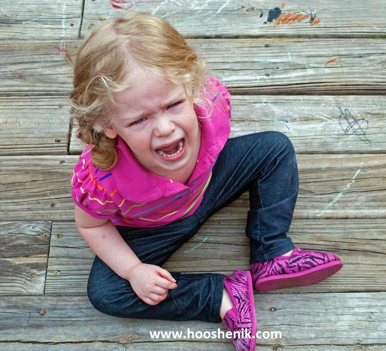 کودک بهانه گیر
