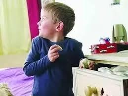 دزدی در کودکان