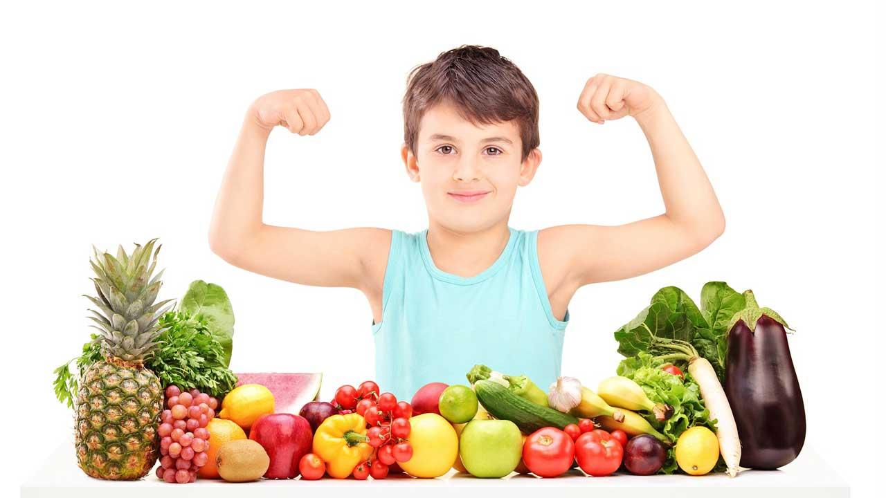 تغذیه کودک دبستانی