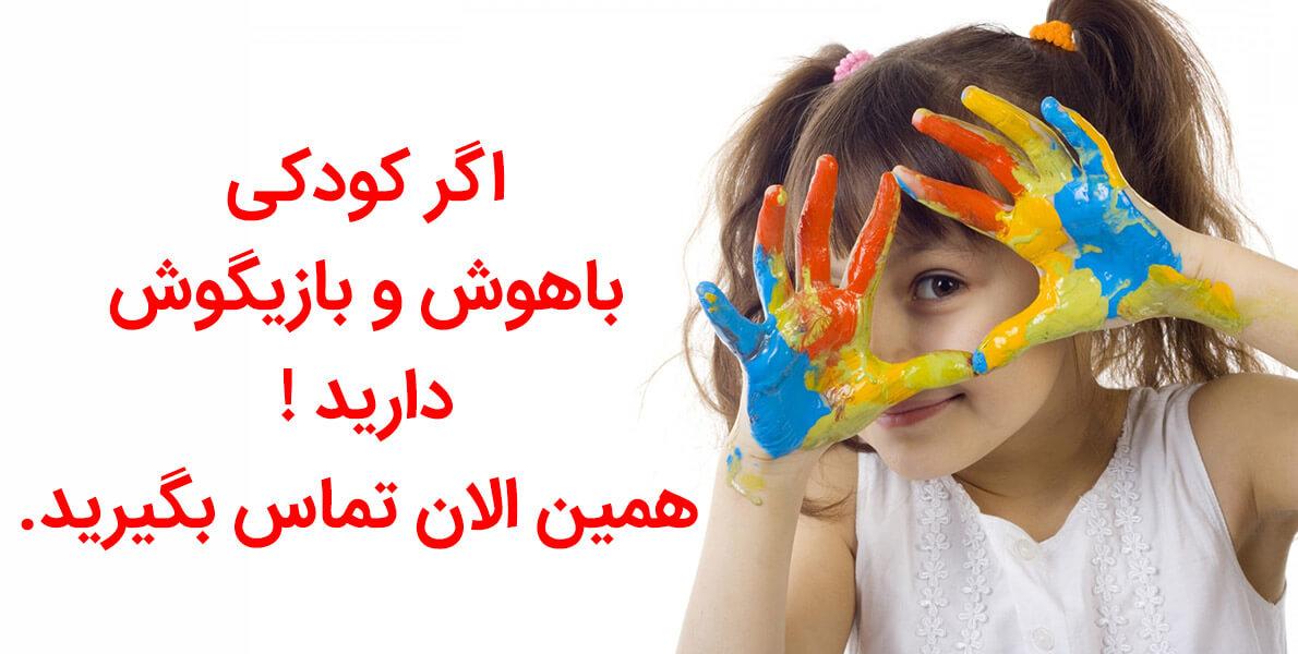 کودک باهوش - هوش کودک