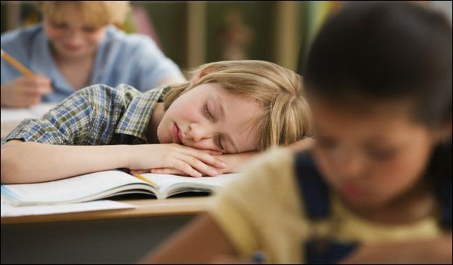 کم خوابی - کمبود خواب