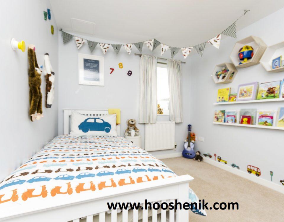 روانشناسی اتاق کودک