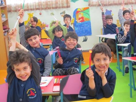 سنجش هوش کودکان پیش دبستانی