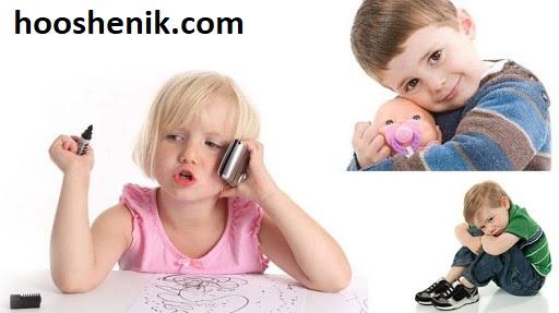 رشد شخصیت کودک