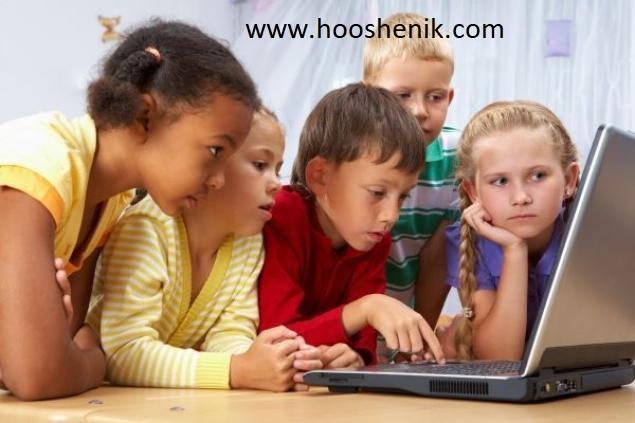 تلویزیون و کامپیوتر بر هوش کودکان