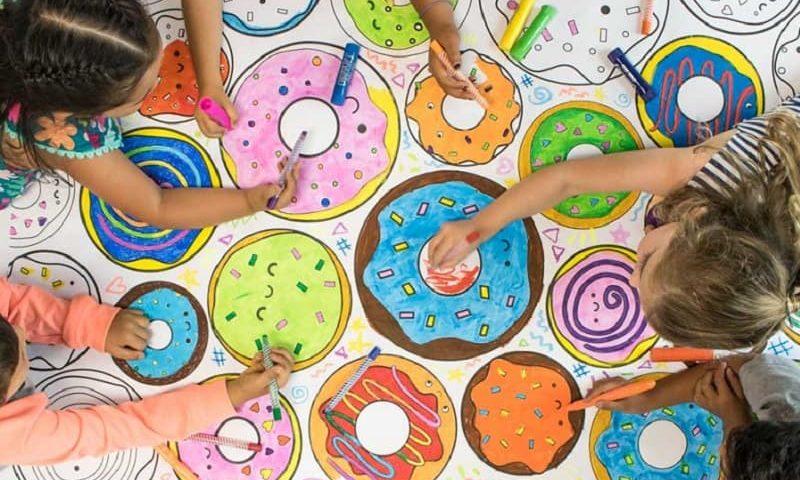 نقش نقاشی و هنر در هوش کودکان